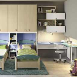 Kids Bedroom Colombini Volo C30