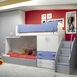 Kids Bedroom Colombini Volo C32