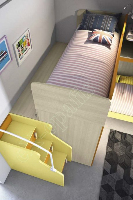 Kids Bedroom Colombini Volo C33