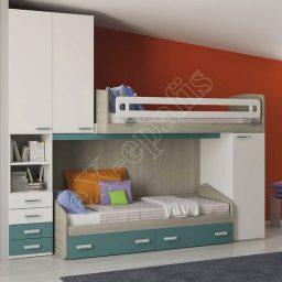 Kids Bedroom Colombini Volo C34