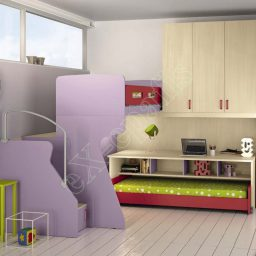 Kids Bedroom Colombini Volo C35
