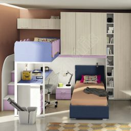 Kids Bedroom Colombini Volo C37