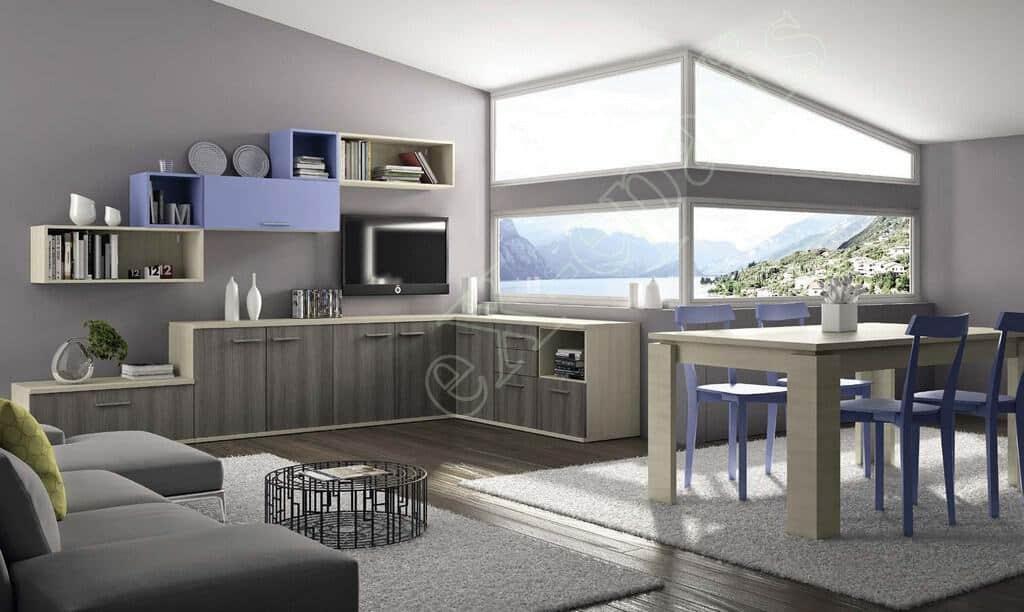 Living Room Colombini Volo S09