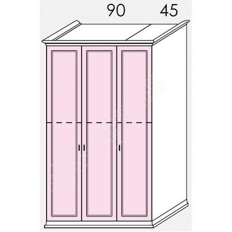 Wardrobe Arcadia Colombini R20.41U