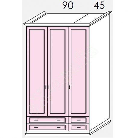 Wardrobe Arcadia Colombini R20.46W