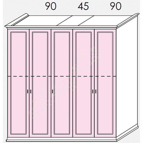 Wardrobe Arcadia Colombini R20.81M