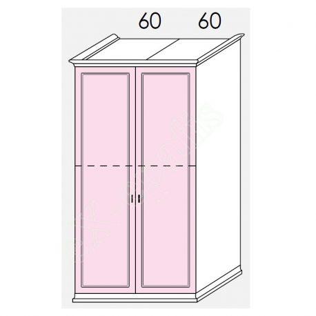 Wardrobe Arcadia Colombini R28.14Y