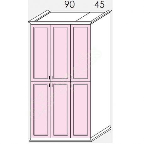 Wardrobe Arcadia Colombini R30.44N