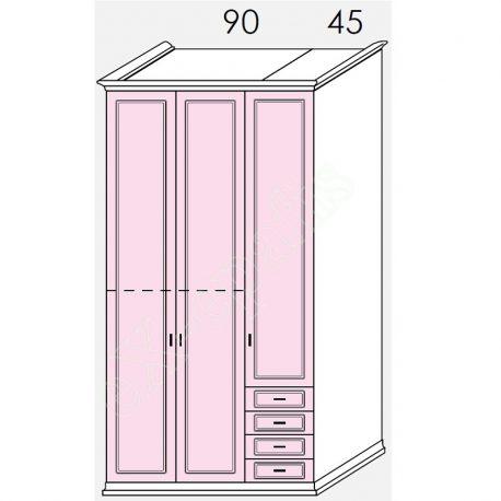 Wardrobe Arcadia Colombini R30.47D