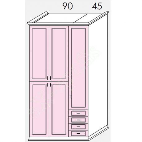 Wardrobe Arcadia Colombini R30.48K