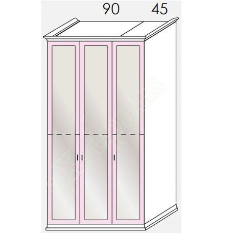 Wardrobe Arcadia Colombini R30.55X