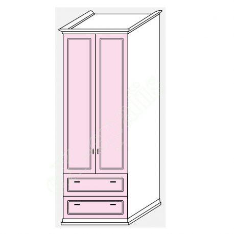 Wardrobe Arcadia Colombini R31.55A