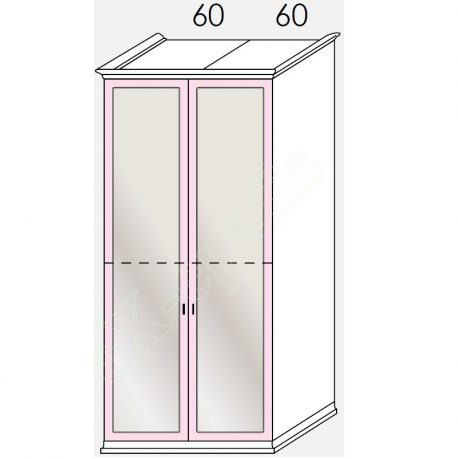 Wardrobe Arcadia Colombini R36.26K