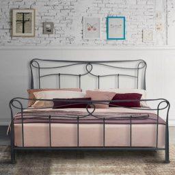 Χειροποίητο Μεταλλικό Κρεβάτι Έλενα