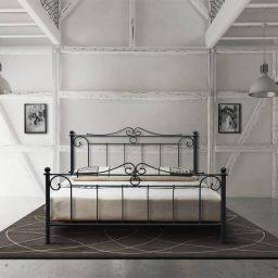 Χειροποίητο Μεταλλικό Κρεβάτι Κλειώ