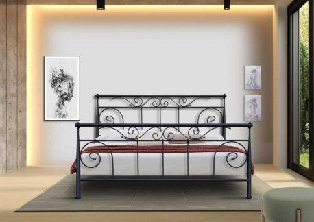 Χειροποίητο Μεταλλικό Κρεβάτι Πολυμνία
