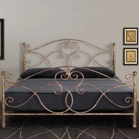 Χειροποίητο Μεταλλικό Κρεβάτι Αριάδνη